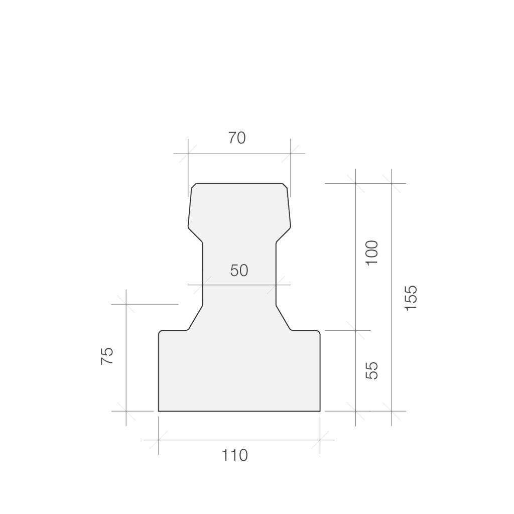 Beam and block | Treanor Pujol Ltd